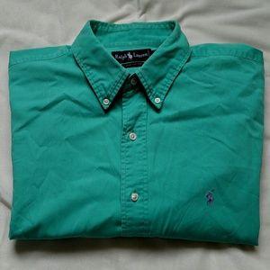 Ralph Lauren Short sleeve Button-down